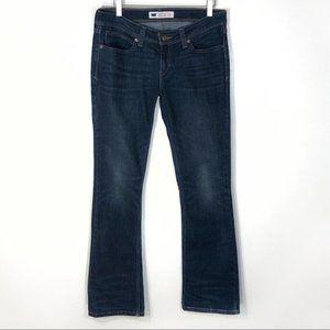 🌊3/$20! Levi's jeans Demi Curve Boot Cut Mid Rise
